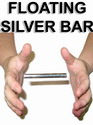 FLOATING SILVER BAR