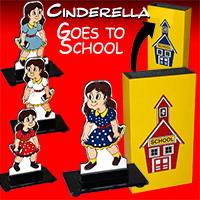 THE MAGICAL CINDERELLA - SALE! - HALF PRICE
